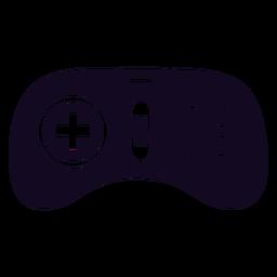 Joystick para jogos joystick preto