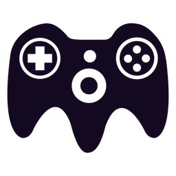 Joystick gamer black joystick