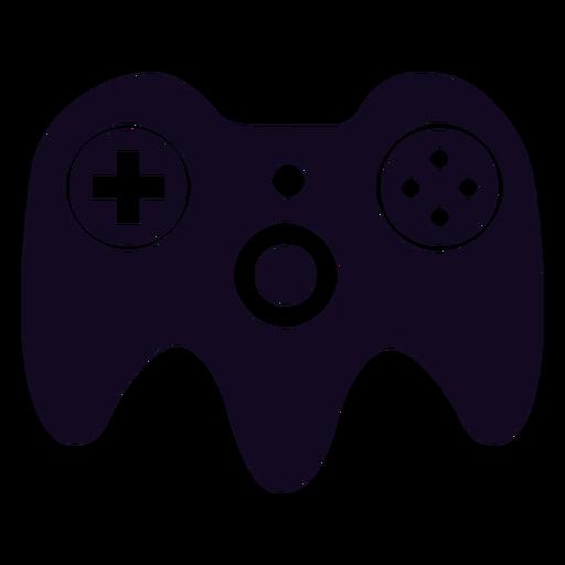 Joystick gamer joystick negro
