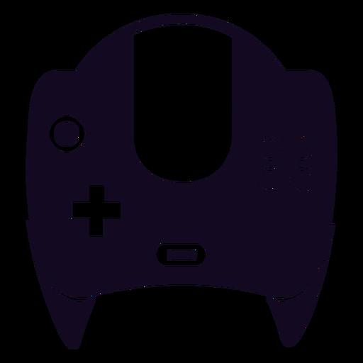 Joystick gaming joystick negro