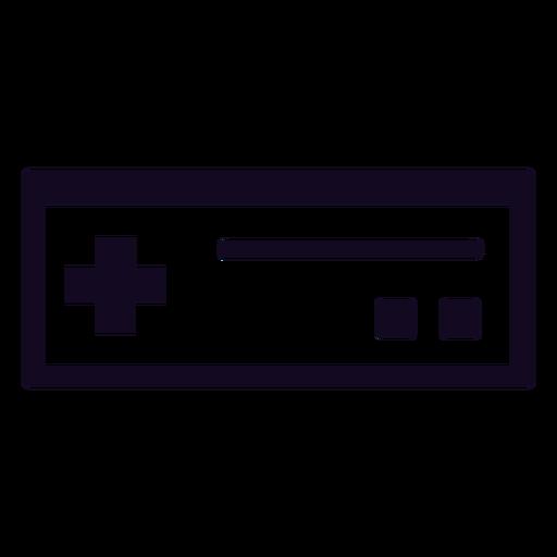 Joystick retro joystick negro Transparent PNG