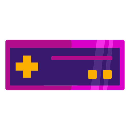 Joystick retro joystick plano Transparent PNG