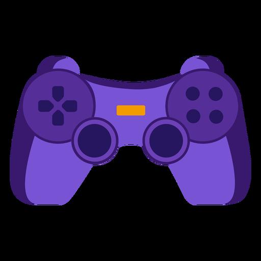 Joystick plano de controlador de videogame Transparent PNG