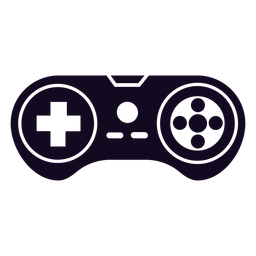 Joystick de videogame joystick preto