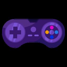 Joystick de videogame joystick plano