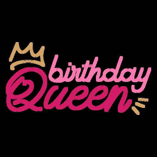 Geburtstag Königin Krone Zitat