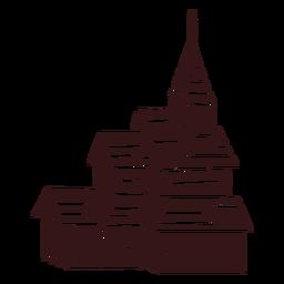 Cathdral church building