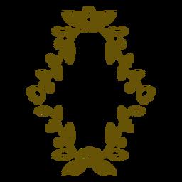 Diamante figura quadro decoração curso