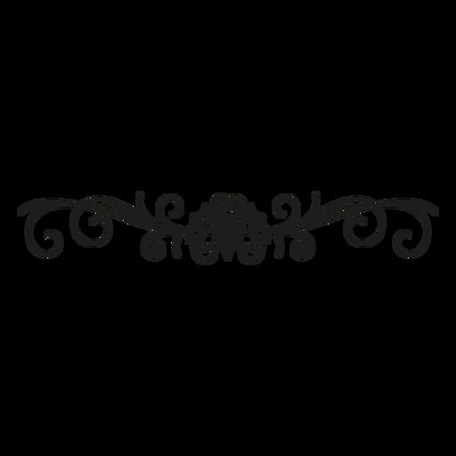 Flowery lace deesign