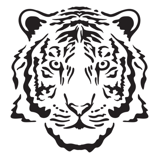 Pelziger Tigerkopfschlag