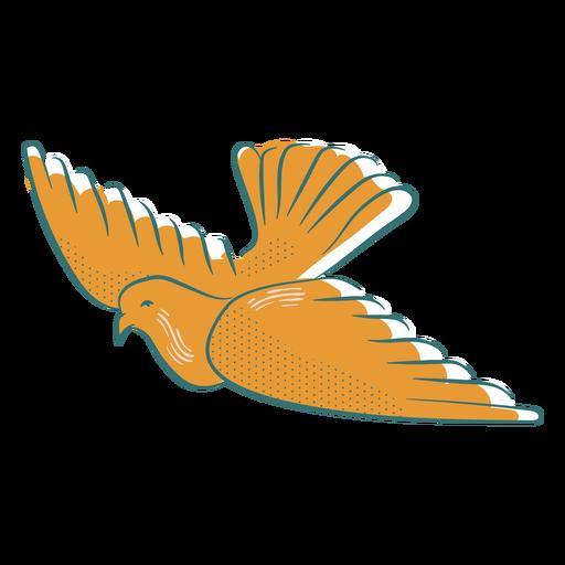 Distintivo de pomba