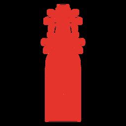 Wein Schriftzug hey danke