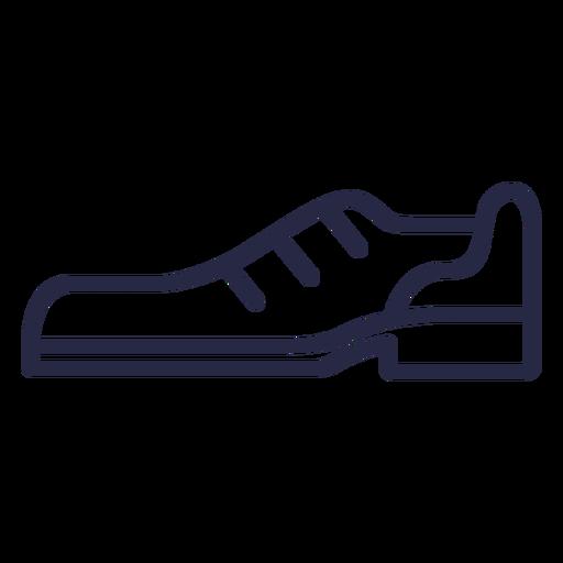 Bowling shoe icon