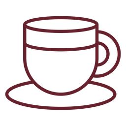 Coffee Icon Transparent Png Svg Vector File