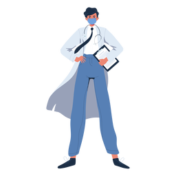 Doctor hero character