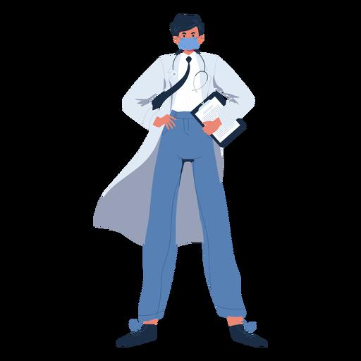 Doctor hero character