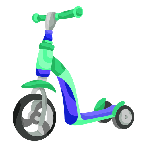 Kid tricycle illustration Transparent PNG