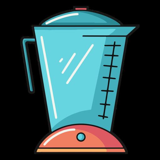 Kitchen blender illustration