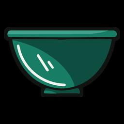 Ilustración de tazón de cocina
