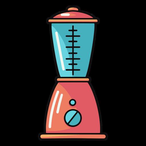 Kitchen mixer illustration