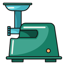Kitchen scale illustration