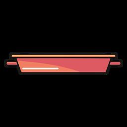 Kitchen tray illustration