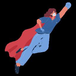 Krankenschwester Heldin Charakter