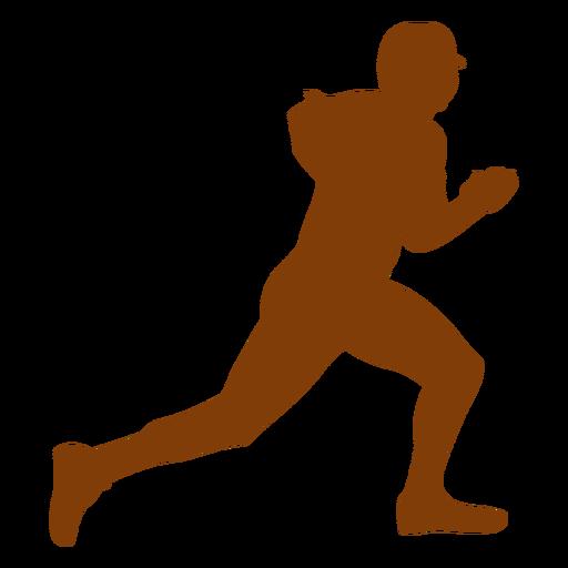 Runner baseball silhouette Transparent PNG