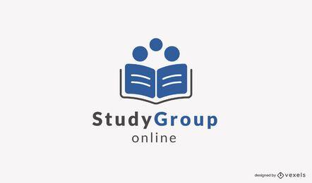 Diseño de logo de grupo de estudio