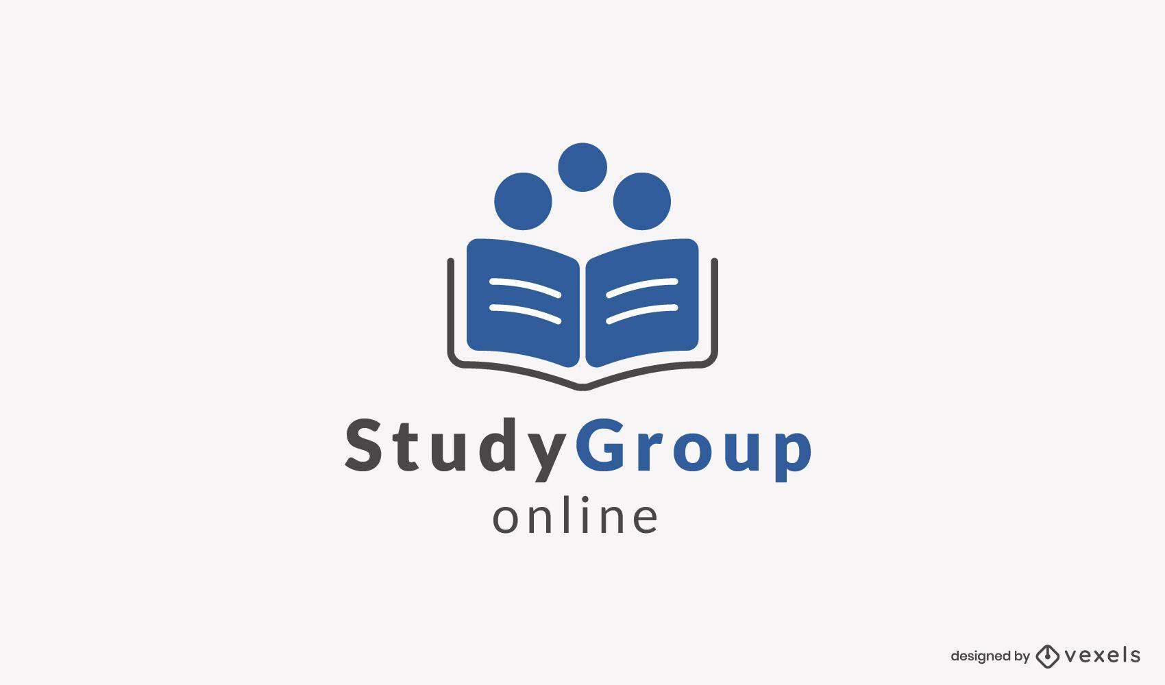 Projeto de logotipo do grupo de estudo
