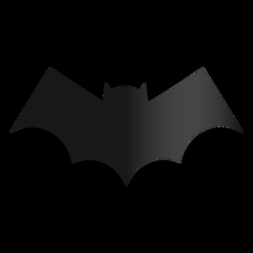 Bat icon halloween design