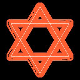 Elementos de david star yom kipur