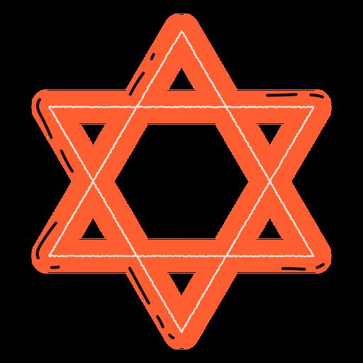 David star yom kipur elements