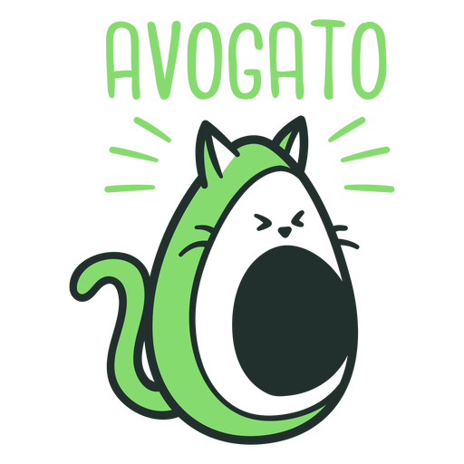 Lustiges Avogato-Zitat