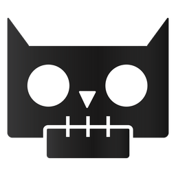 Halloween creepy owl