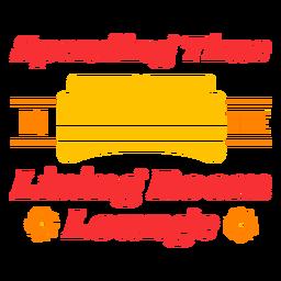 Sala de estar en cuarentena