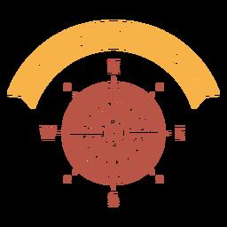 Projeto de bússola perdido de propósito