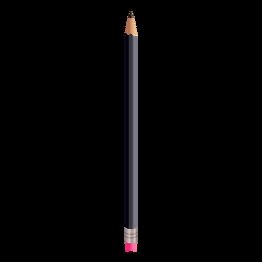 Ilustração a lápis realista