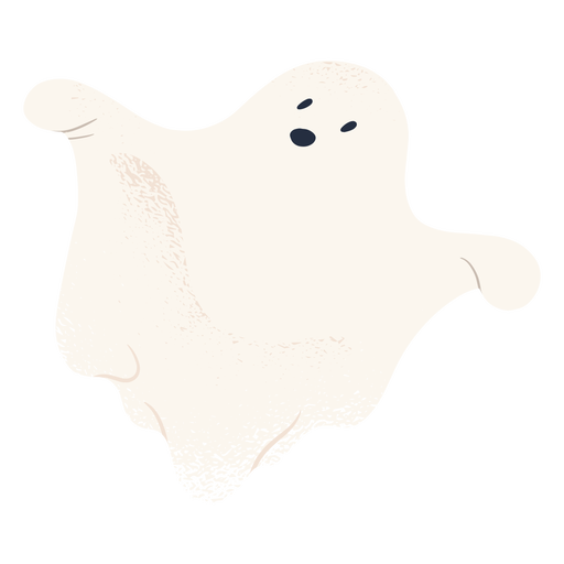 Scary ghost halloween character