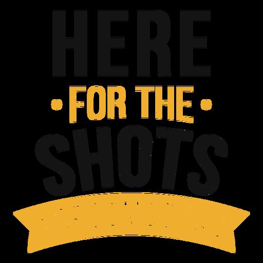 Shots groom squad lettering
