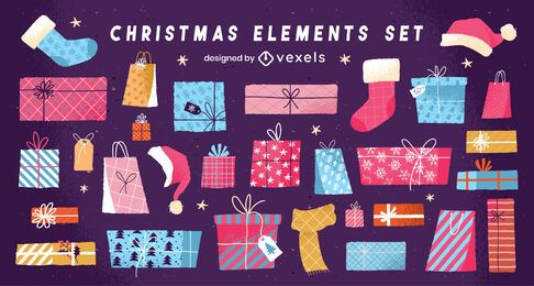 Christmas Gifts Design Pack