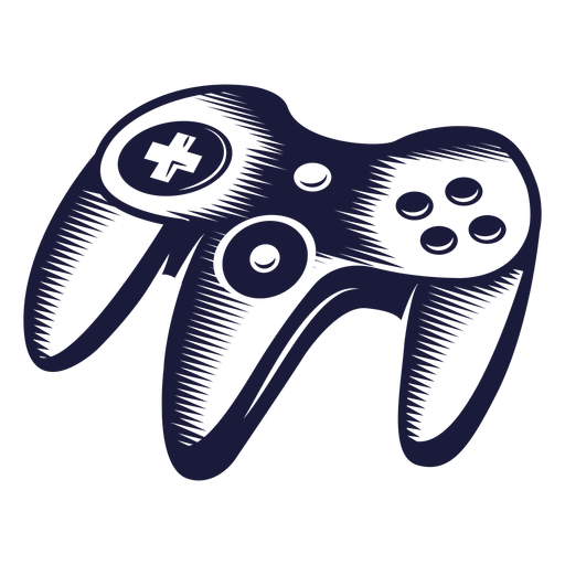 Ilustração do controlador armado três Transparent PNG