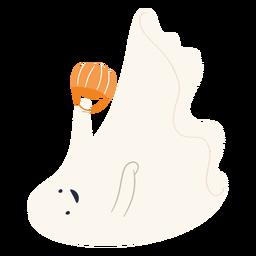 Truque ou travessura personagem fantasma