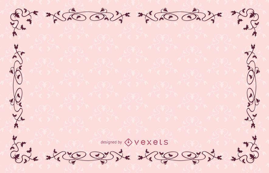 Vintage frame design png Marcos Vintage Frame Design With Ornaments Vexels Vintage Frame Design With Ornaments Vector Download