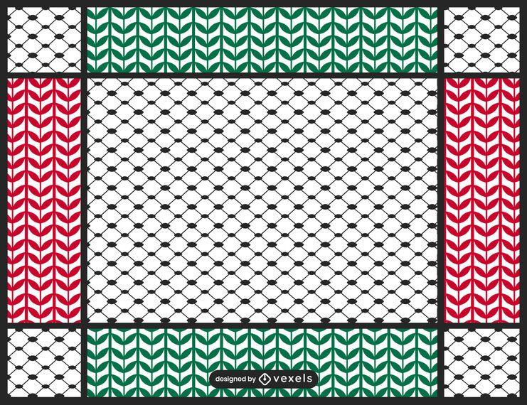 Palestinian Pattern Design