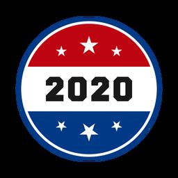 Símbolo patriótico de 2020