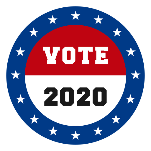 2020 vote usa elections quote Transparent PNG