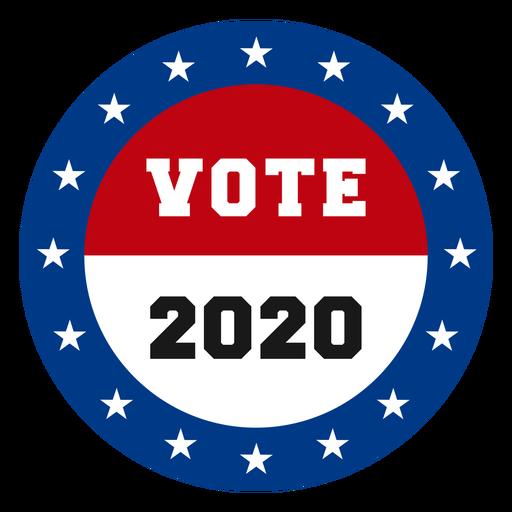Citação das eleições dos EUA em 2020