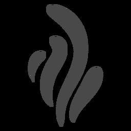 Ícone de fumaça abundante