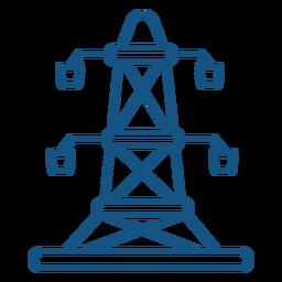 Projeto do curso da antena